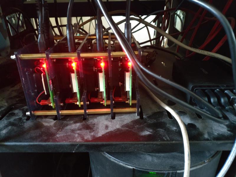 Building a HLS Muxing Raspberry Pi Cluster - www bentasker co uk