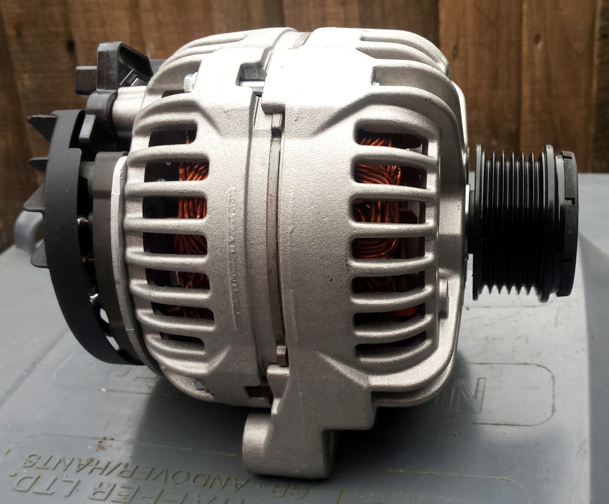 Shiney Alternator