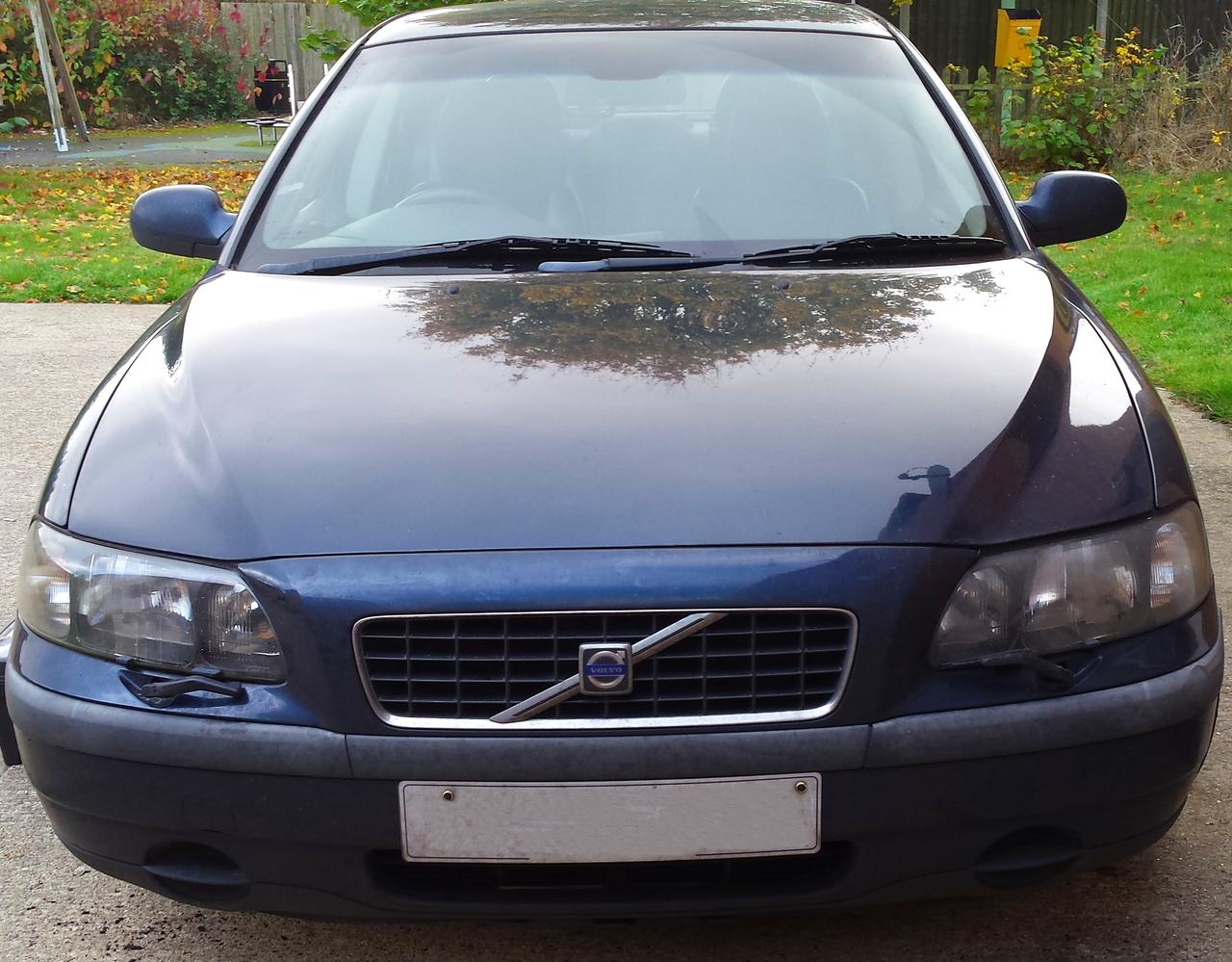 Volvo S60 - New Headlight